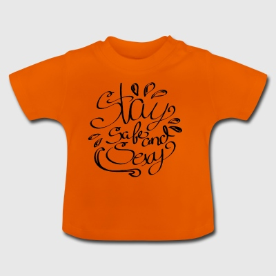 Staysafeandsexy2 - Baby T-Shirt