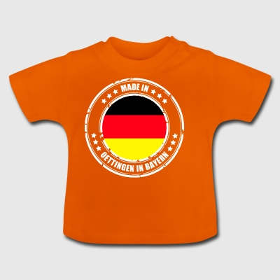 OETTINGEN IN BAYERN - Baby T-Shirt