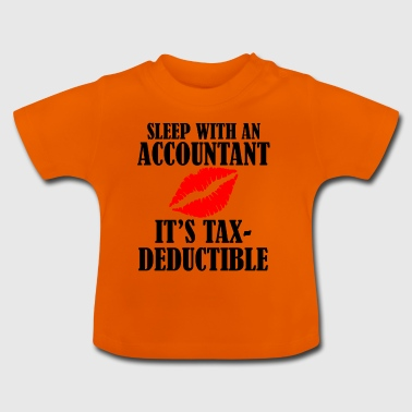 Accountant tax deductible - Baby T-Shirt