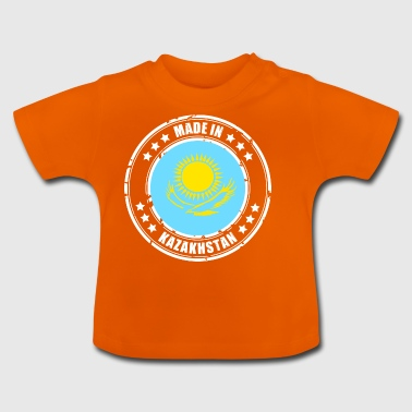 Made in Kazakhstan - Baby T-Shirt
