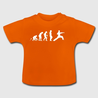 Karate Punch - Baby T-Shirt