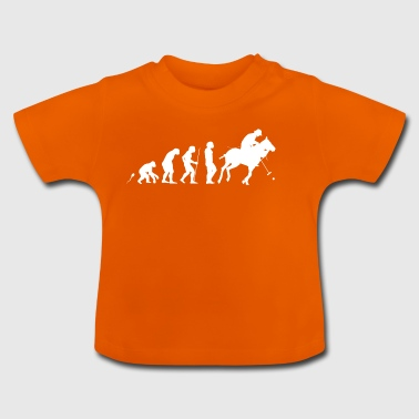 Polo Sport Ridning - Baby T-shirt