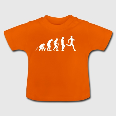 løb racing jogging - Baby T-shirt