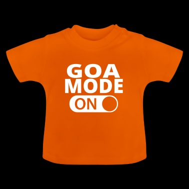 MODE ON GOA - Baby T-Shirt