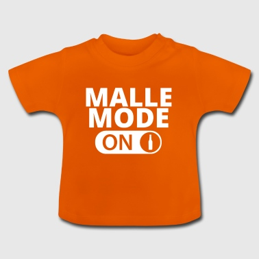 MODE ON MALLE - Baby T-shirt