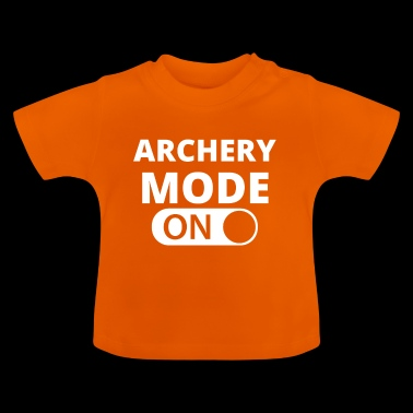 MODE ON ARCHERY - Baby T-Shirt