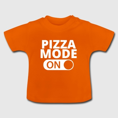 MODE ON PIZZA - Baby T-Shirt