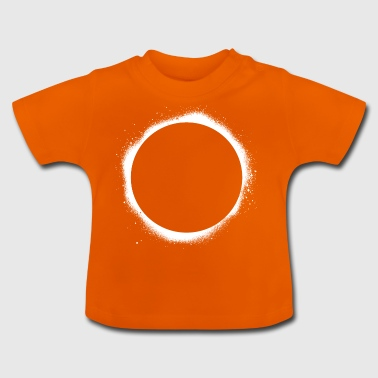 solar eclipse - Baby T-Shirt