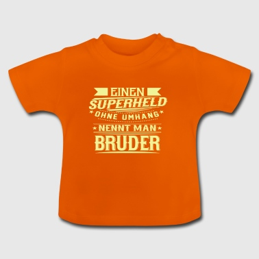 bästa BROTHER - Baby-T-shirt