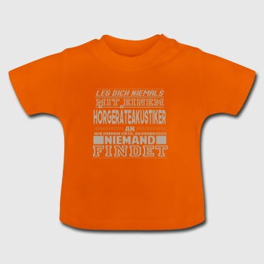 Hearing Care - Baby T-Shirt