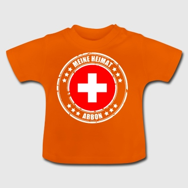 MY HOME ARBON - Baby T-Shirt