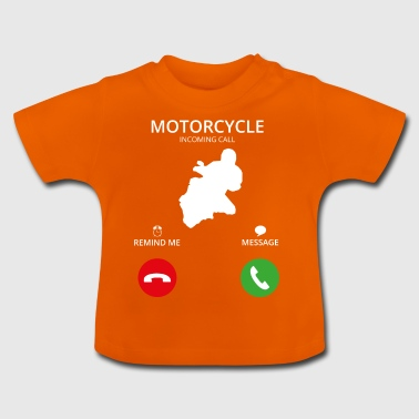 Call Mobile Phone - Baby T-Shirt