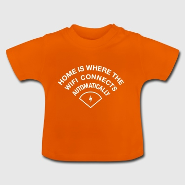 Thuis is Were - Baby T-shirt
