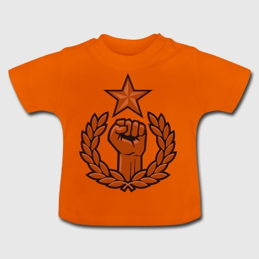 Main Revolutionaire Communisme - Baby T-shirt