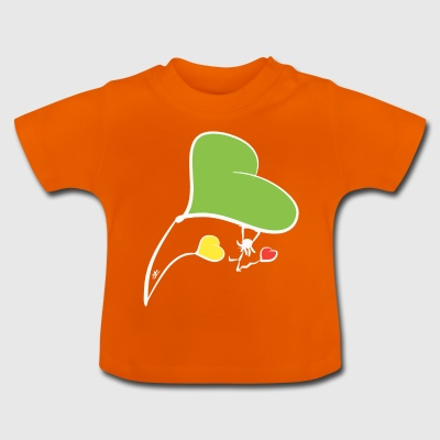 Chorus in the grass - Baby T-Shirt