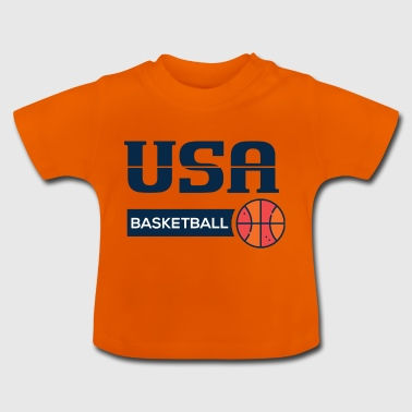 USA Basketball - Baby T-shirt