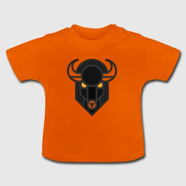 conception Taurus - T-shirt Bébé