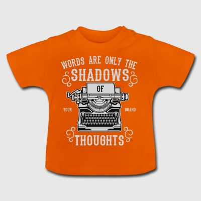 Shadows Of Thoughts2 - Baby T-Shirt