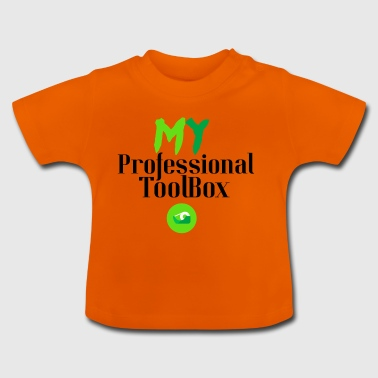 Professional toolbox - Baby T-Shirt