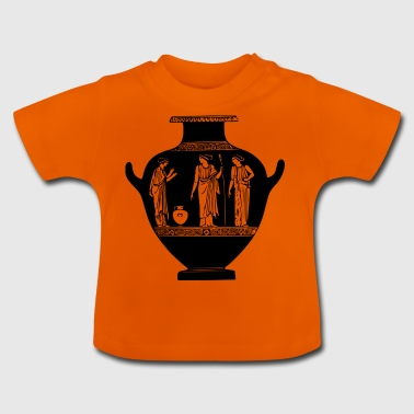 vase antique - T-shirt Bébé