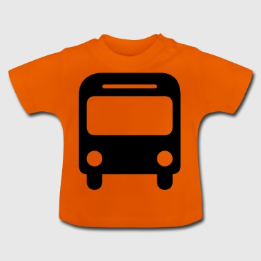 bus - T-shirt Bébé