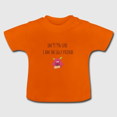 The ugly friend - Baby T-Shirt
