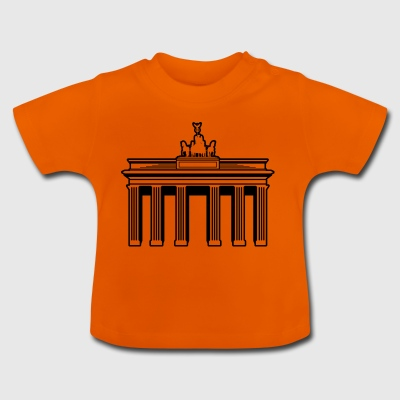 Brandenburg Gate - Baby T-Shirt