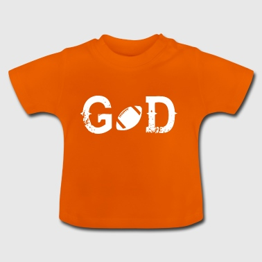 God Legend god FOOTBALL - Baby T-Shirt