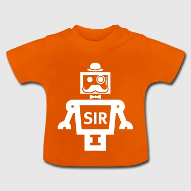 SIR Smart-Artikel Robotics - Baby T-Shirt