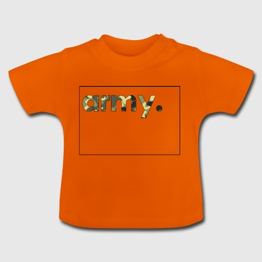 Army Camouflage - Baby T-Shirt