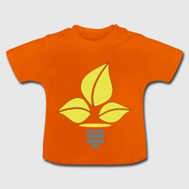 Eco Lightbulb - Baby T-shirt