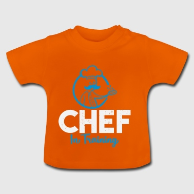Chef in Training - Koch - Baby T-Shirt