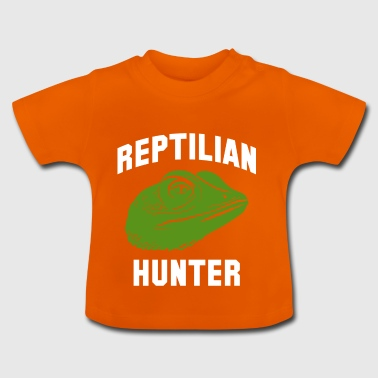 reptiliaanse jager - Baby T-shirt