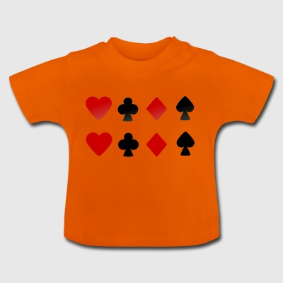 Cards - Baby T-Shirt