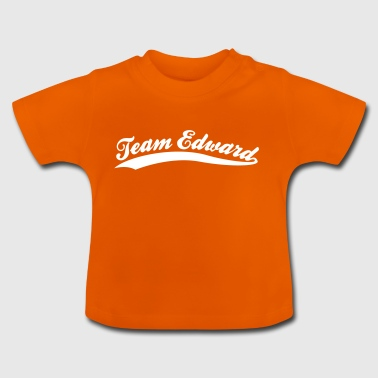 Team Edward! Team Vampire! - Baby T-Shirt