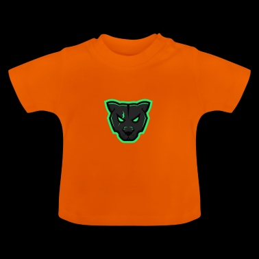 Panther Mascot - Baby-T-skjorte