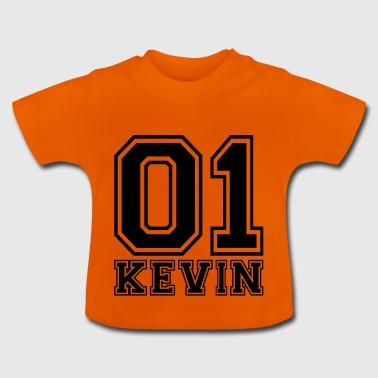 Kevin - Name - Baby T-Shirt