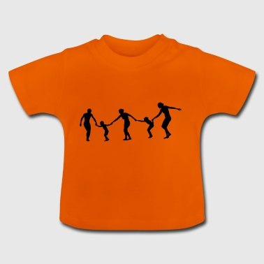 Familie - Baby T-Shirt