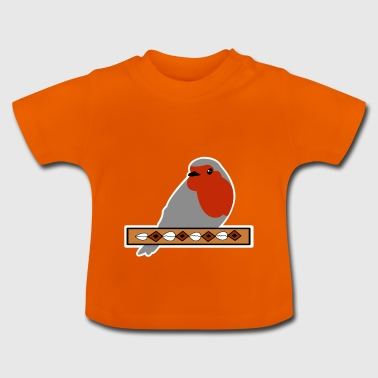 Red-throated Banner - Baby T-Shirt