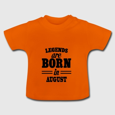 AUGUST - Baby T-Shirt