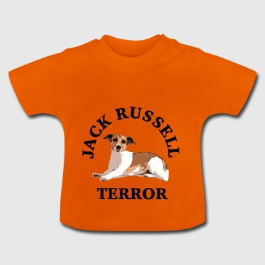 Jack Russell terror3 - Baby T-Shirt