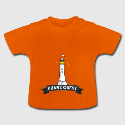 Lighthouse West - Baby T-Shirt