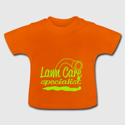 lawn care - Baby T-Shirt