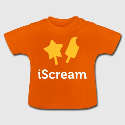 IScream - ich schrei - Baby T-Shirt