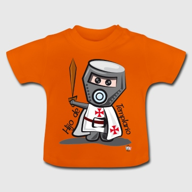 Son Templar (Casco) - Baby-T-shirt