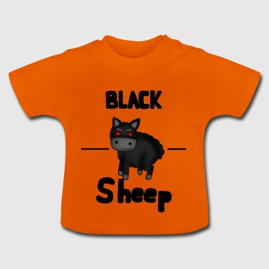 Black sheep - Baby T-Shirt