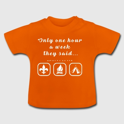 Only one hour - Baby T-Shirt