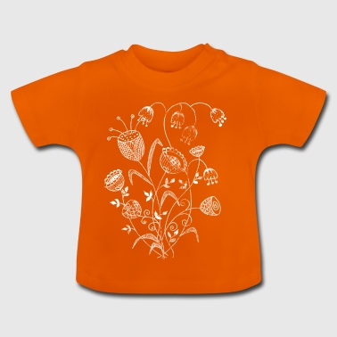 beautiful flowers for mother s day - Baby T-Shirt