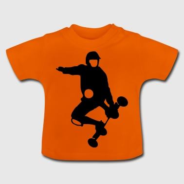 Mountain Board - Baby-T-shirt
