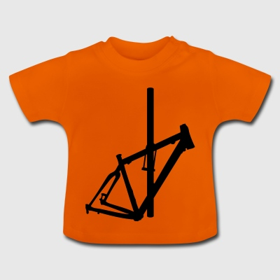 Bicycle frame 1 - Baby T-Shirt